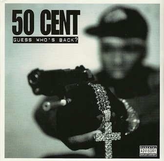 50 Cent - Guess Who's Back? (CD)