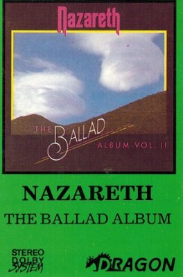 Nazareth - The Ballad Album (MC)