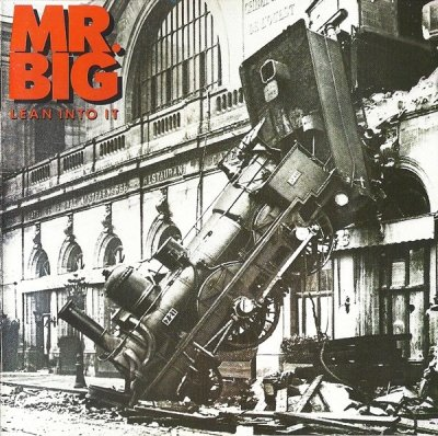 Mr. Big - Lean Into It (CD)