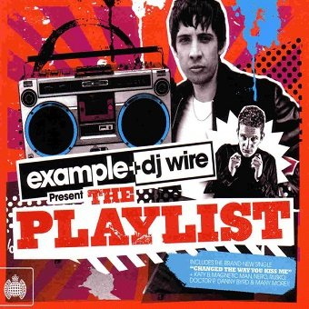 Example & DJ Wire - Example & DJ Wire Present The Playlist (2CD)