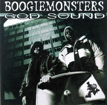 Boogiemonsters - God Sound (CD)
