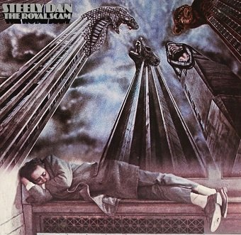 Steely Dan - The Royal Scam (LP)