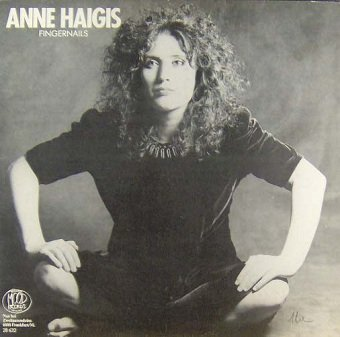 Anne Haigis - Fingernails (LP)