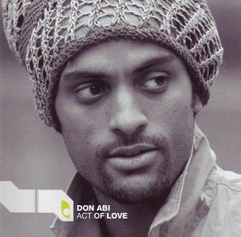 Don Abi - Act Of Love (CD)