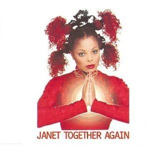 Janet Jackson - Together Again (Maxi-CD)