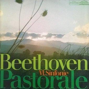 Ludwig van Beethoven, Berliner Philharmoniker, André Cluytens - VI. Sinfonie Pastorale (LP)