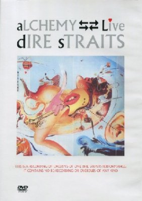 Dire Straits - Alchemy - Dire Straits Live (DVD)