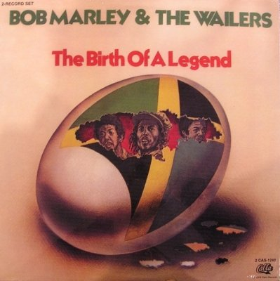 Bob Marley & The Wailers - The Birth Of A Legend (2LP)