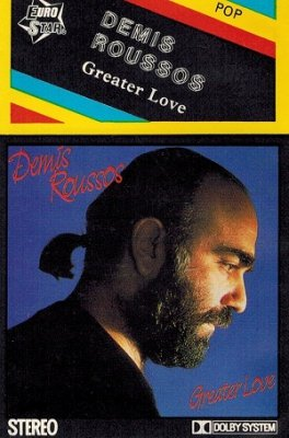 Demis Roussos - Greater Love (MC)