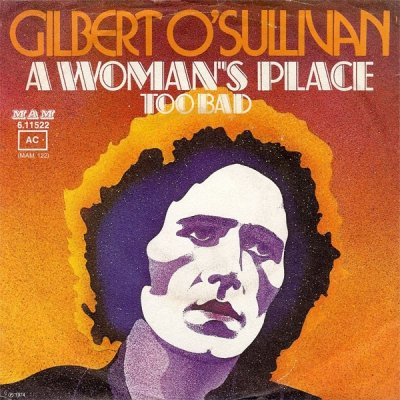 Gilbert O'Sullivan - A Woman's Place (7)