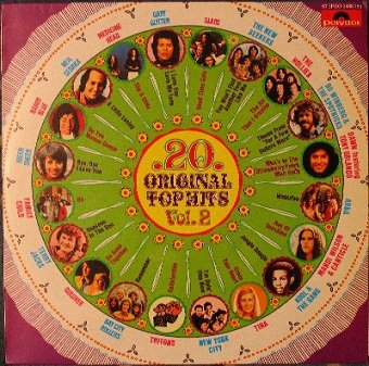 20 Original Top Hits Vol. 2 (LP)