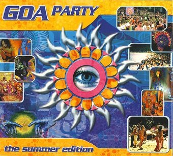 Goa Party - The Summer Edition (2CD)