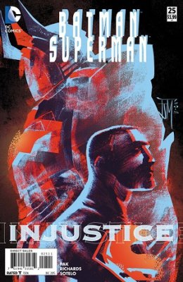 Batman Superman #25 (Dec 2015)