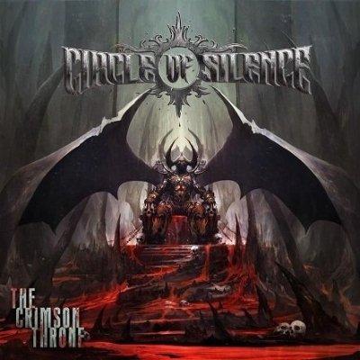 Circle Of Silence - The Crimson Throne (CD)