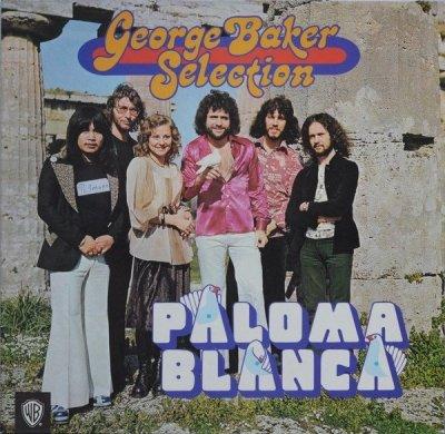 George Baker Selection - Paloma Blanca (LP)