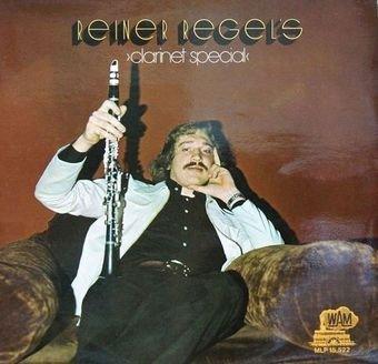 Reiner Regel - Reiner Regel's - Clarinet Special (LP)