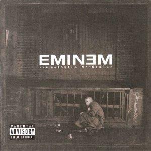 Eminem - The Marshall Mathers LP (CD)