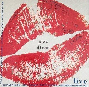 Jazz Divas - Live (CD)