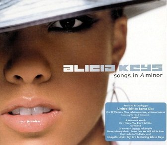 Alicia Keys - Songs In A Minor (2CD)
