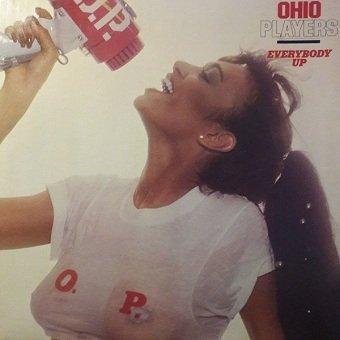 Ohio Players - Everybody Up (LP)