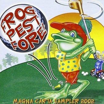 Frog Pest Fore! Sampler 2002 (CD)