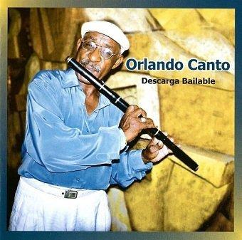 Orlando Canto - Descarga Bailable (CD)