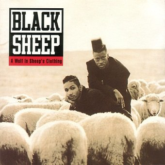 Black Sheep - A Wolf In Sheep's Clothing (CD)
