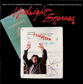 Giorgio Moroder - Midnight Express (Music From The Original Motion Picture Soundtrack) (CD)