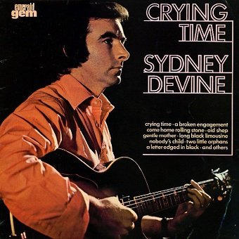 Sydney Devine - Crying Time (LP)