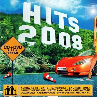 Hits 2008 (CD+DVD)