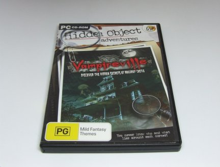 Vampireville (PC-CD)