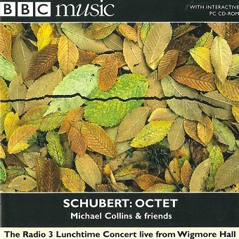 Schubert - Michael Collins And Friends - Octet (CD)