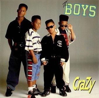 The Boys - Crazy (12'')
