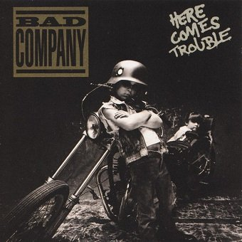 Bad Company - Here Comes Trouble (CD)