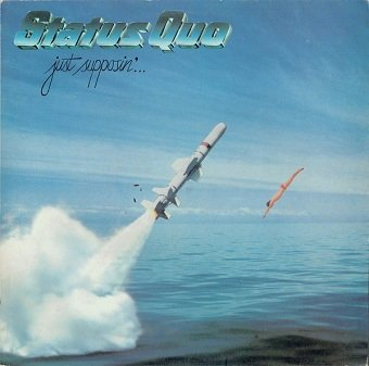 Status Quo - Just Supposin'... (LP)