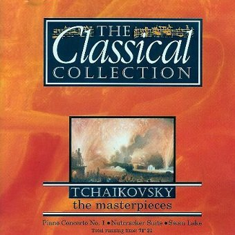 Tchaikovsky - The Masterpieces (CD)