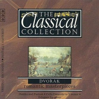 Dvorak - Romantic Masterpieces (The Classical Collection) (CD)