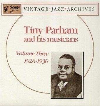 Tiny Parham And His Musicians - Volume Three 1926-1930 (LP)