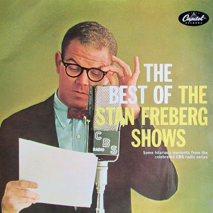 Stan Freberg - The Best Of The Stan Freberg Shows - Part 2 (LP)