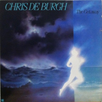 Chris de Burgh - The Getaway (LP)
