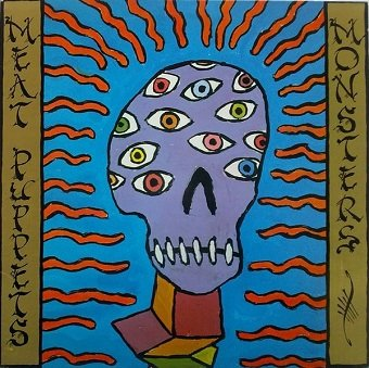 Meat Puppets - Monsters (LP)
