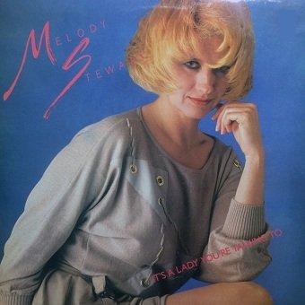 Melody Stewart - It's A Lady You're Talking To (LP)
