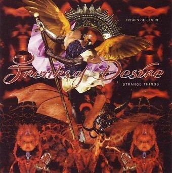 Freaks Of Desire - Strange Things (Maxi-CD)