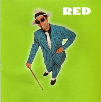 Red - The Fantabulous Mushman (CD)