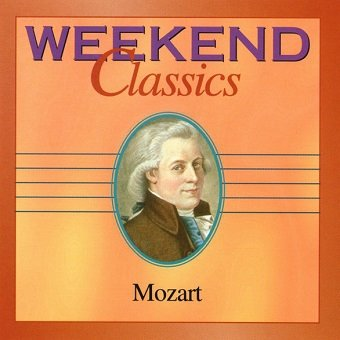 Weekend Classics - Mozart (CD)