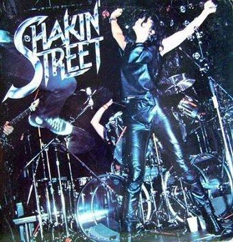 Shakin' Street - Shakin' Street (LP)