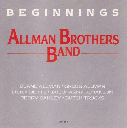 The Allman Brothers Band - Beginnings (CD)