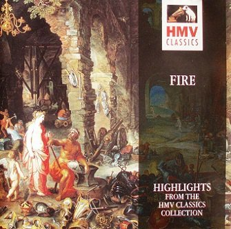 The HMV Collection: Fire (CD)