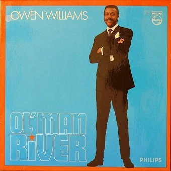 Owen Williams - Ol' Man River (LP)