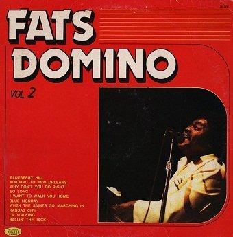 Fats Domino - Fats Domino Vol. 2 (LP)